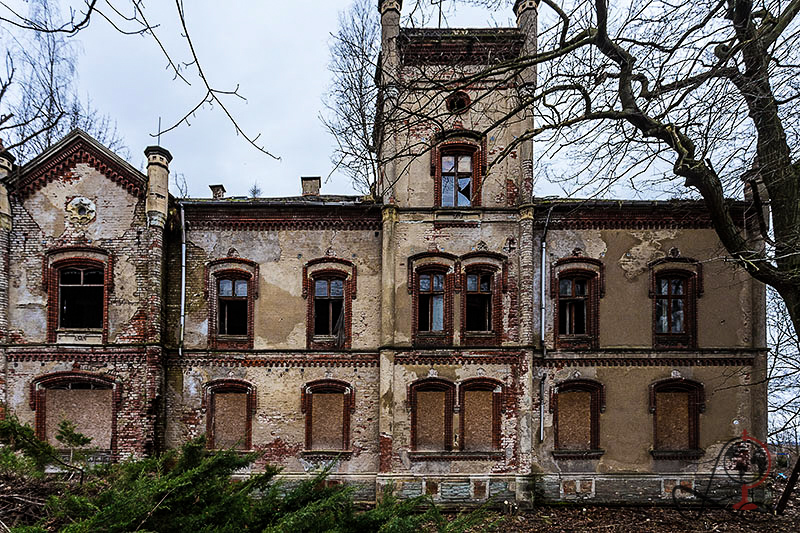 Villa Rodah - lost-places.com